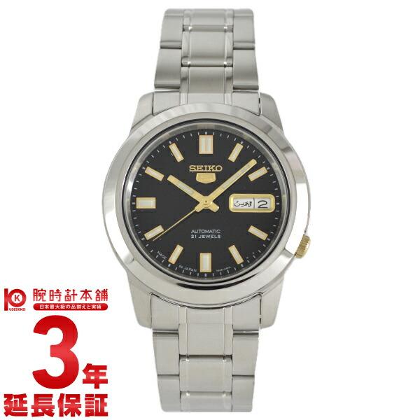 セイコー 逆輸入モデル SEIKO5 機械式(自動巻き) SNKK17J1 [海外輸入品] メンズ 腕時計 時計