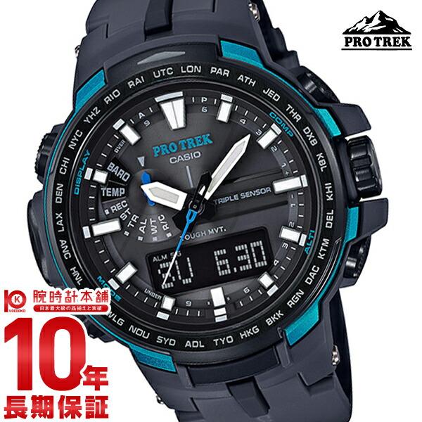 カシオ プロトレック PROTRECK ソーラー電波 PRW6100Y1AJF [正規品] メンズ&レディース 腕時計 時計【24回金利0%】
