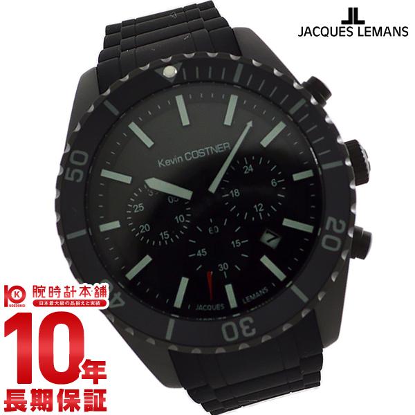 【ポイント最大24倍!9日20時より】【24回金利0%】ジャックルマン jacques lemans ケビンコスナー・コレクション KC-104B [正規品] メンズ 腕時計 時計 【dl】brand deal15