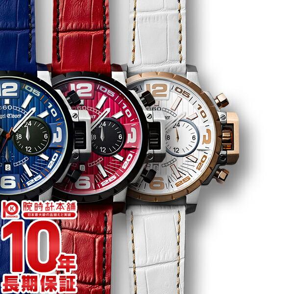 エンジェルクローバー 時計 ANGEL CLOVER Time Craft タイムクラフト クロノグラフ ビッグフェイス 100m防水 メンズ 腕時計 全4種 誕生日 入学 就職 記念日