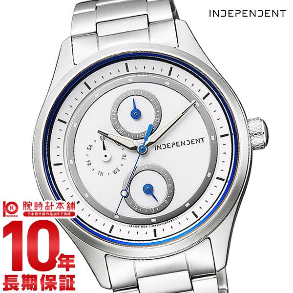 【店内ポイント最大43倍&最大2000円OFFクーポン!9日20時から】インディペンデント INDEPENDENT Timeless Line ソーラー KB1-210-11 [正規品] メンズ 腕時計 時計