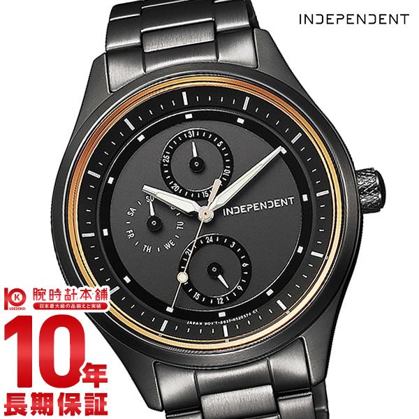 【10日は店内ポイント最大47倍!】【最大2000円OFFクーポン!16日1:59まで】インディペンデント INDEPENDENT Timeless Line ソーラー KB1-244-51 [正規品] メンズ 腕時計 時計