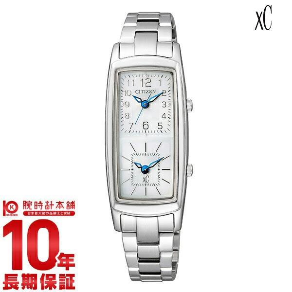 シチズン クロスシー XC エコドライブ ソーラー おしゃれ プレゼント EW4000-55A [正規品] レディース 腕時計 時計【24回金利0%】