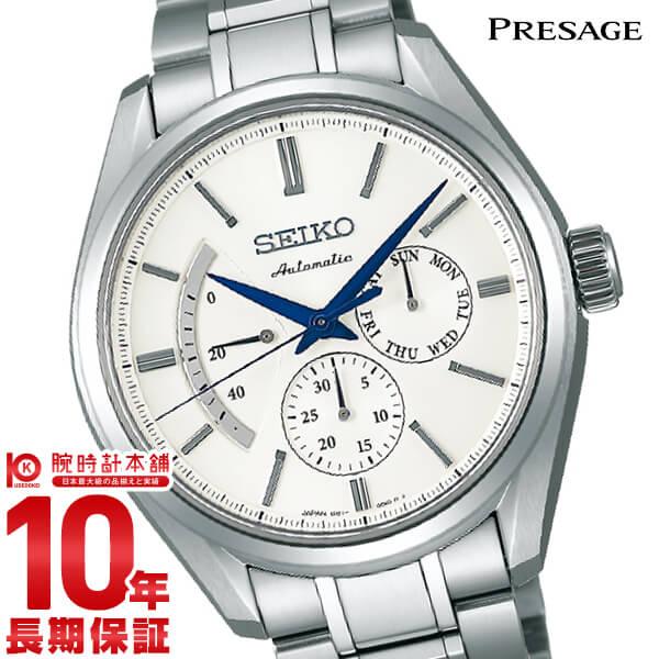 セイコー プレザージュ PRESAGE 10気圧防水 機械式(自動巻き/手巻き) SARW021 [正規品] メンズ 腕時計 時計【36回金利0%】