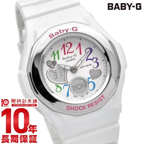【店内ポイント最大43倍&最大2000円OFFクーポン!9日20時から】カシオ ベビーG BABY-G BGA-101-7B2JF [正規品] レディース 腕時計 時計(予約受付中)
