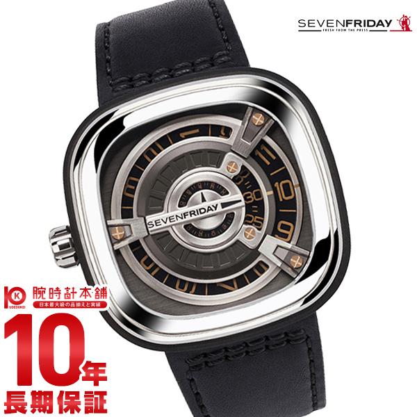 【ポイント最大24倍!9日20時より】セブンフライデー SEVENFRIDAY SF-M1/03 [正規品] メンズ 腕時計 時計【36回金利0%】【あす楽】