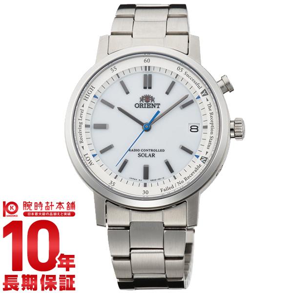 オリエント ORIENT スタイリッシュアンドスマート ソーラー電波 WV0121SE [正規品] メンズ 腕時計 時計【24回金利0%】