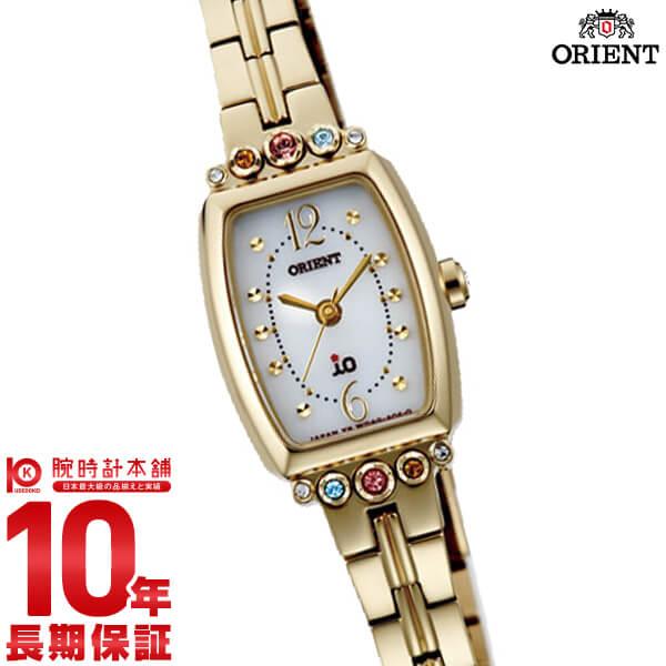 オリエント ORIENT イオ ブーケット ソーラー ホワイト WI0391WD [正規品] レディース 腕時計 時計