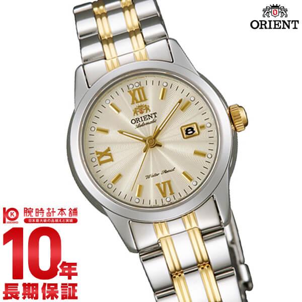 【ポイント最大26倍!9日20時より】オリエント ORIENT ワールドステージコレクション オートマチック WV0611NR [正規品] レディース 腕時計 時計