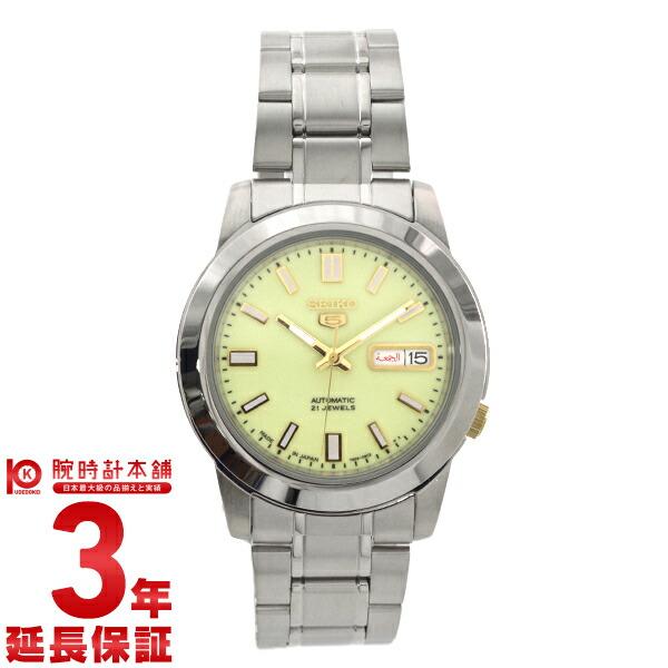 セイコー 逆輸入モデル SEIKO5 機械式(自動巻き) SNKK19J1 [海外輸入品] メンズ 腕時計 時計
