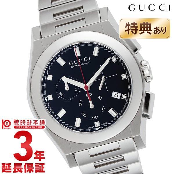 【ポイント最大24倍!9日20時より】【ショッピングローン24回金利0%】グッチ GUCCI YA115235 [海外輸入品] メンズ 腕時計 時計