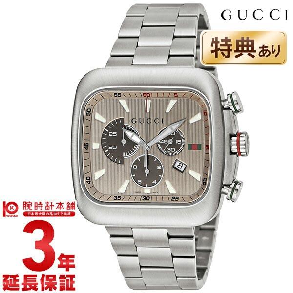 【ポイント最大24倍!9日20時より】【ショッピングローン24回金利0%】グッチ GUCCI YA131201 [海外輸入品] メンズ 腕時計 時計