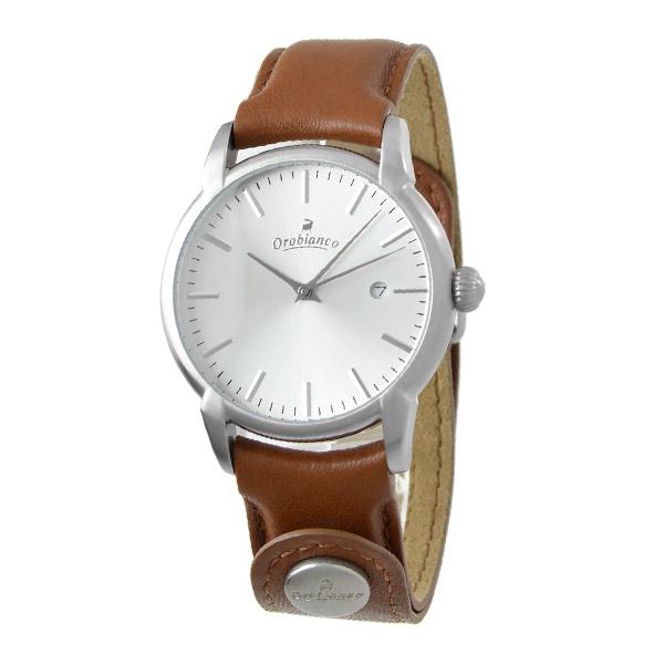 OR-0058-5 Orobianco 【あす楽】 タイムオラ オロビアンコ 限定20本 正規品 時計 レディース チントゥリーノ 腕時計 カレンダー メンズ ラムレザー