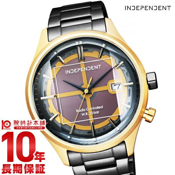 インディペンデント INDEPENDENT INNOVATIVE line 20周年記念モデル ソーラー電波 KL8-422-51 [正規品] メンズ 腕時計 時計【24回金利0%】