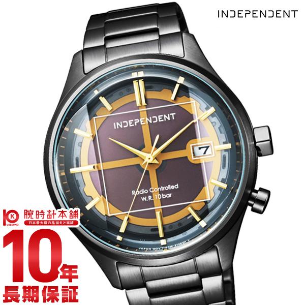 【店内最大37倍!28日23:59まで】インディペンデント INDEPENDENT INNOVATIVE line 20周年記念モデル ソーラー電波 KL8-449-51 [正規品] メンズ 腕時計 時計【24回金利0%】