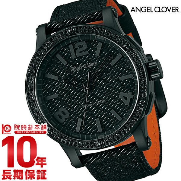 エンジェルクローバー 時計 AngelClover 【300本限定】腕時計 エクスベンチャー デニム スワロフスキーエレメンツ EV46BBZ-BD [正規品] メンズ 腕時計【あす楽】