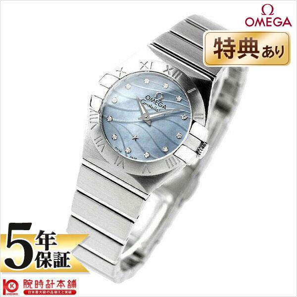 【ショッピングローン24回金利0%】オメガ コンステレーション OMEGA 123.10.24.60.57.001 [海外輸入品] レディース 腕時計 時計