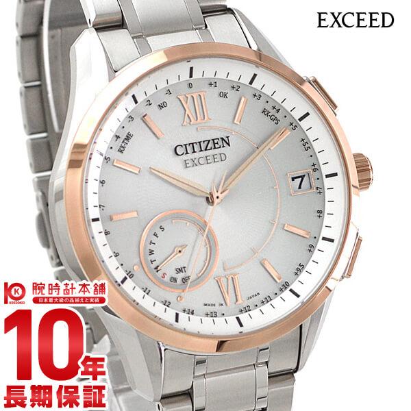 シチズン エクシード EXCEED ソーラー電波 CC3054-55A [正規品] メンズ 腕時計 時計