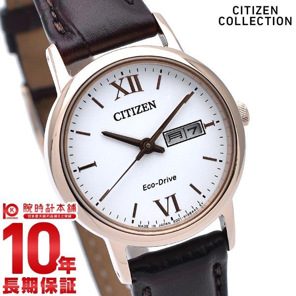 シチズンコレクション CITIZENCOLLECTION エコドライブ ソーラー EW3252-07A [正規品] レディース 腕時計 時計【あす楽】