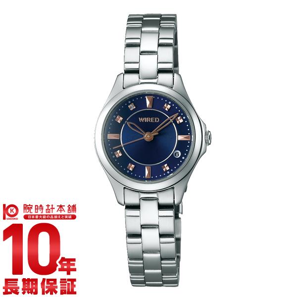 セイコー ワイアードエフ WIRED ペアウォッチ AGEK438 [正規品] レディース 腕時計 時計