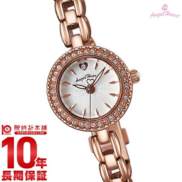 エンジェルハート 腕時計 AngelHeart Eternal Crystal ピンクゴールド スワロフスキーエレメンツ ET21PS [正規品] レディース 時計