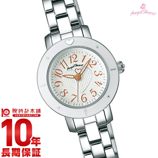 エンジェルハート 腕時計 AngelHeart Sweet Tender シルバー スワロフスキーエレメンツ ST23SS [正規品] レディース 時計