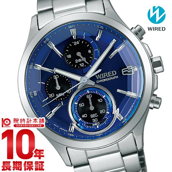 【店内最大37倍!28日23:59まで】セイコー ワイアード WIRED 10気圧防水 AGAV124 [正規品] メンズ 腕時計 時計
