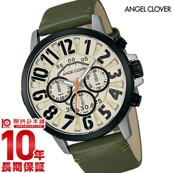 【店内最大37倍!28日23:59まで】エンジェルクローバー 時計 AngelClover BU44BIVGR [正規品] メンズ 腕時計