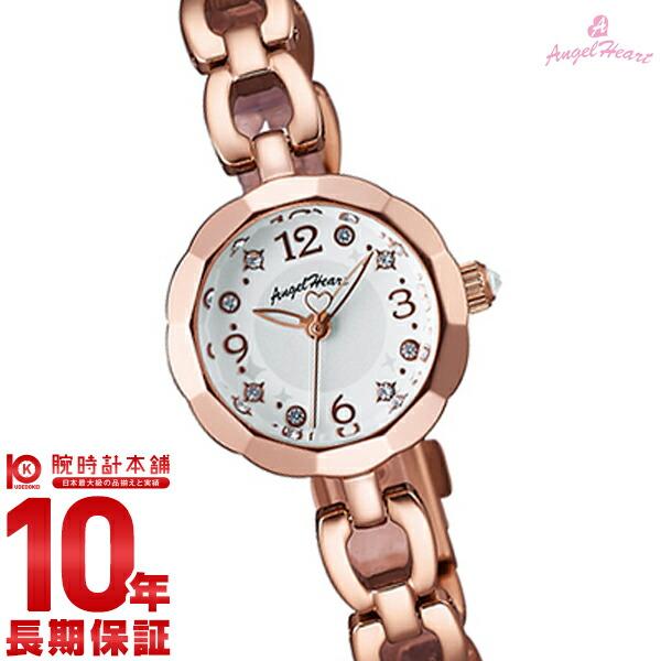 エンジェルハート 腕時計 AngelHeart Brilliant Flower ホワイト スワロフスキー BF21PW [正規品] レディース 時計