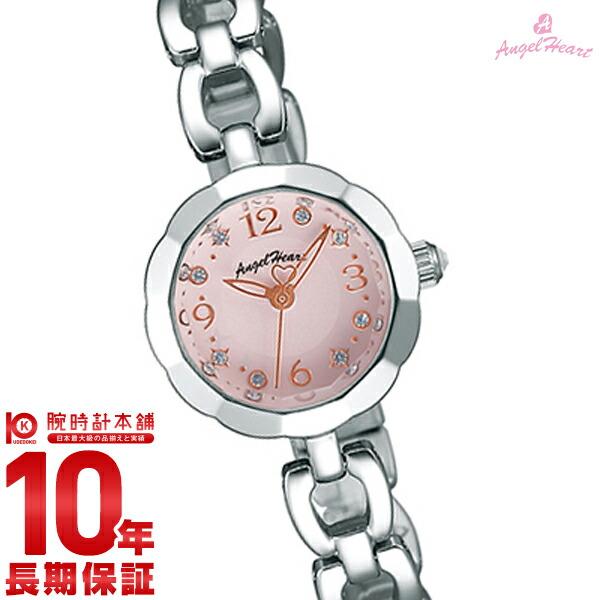 エンジェルハート 腕時計 AngelHeart Brilliant Flower ピンク スワロフスキー BF21SP [正規品] レディース 時計