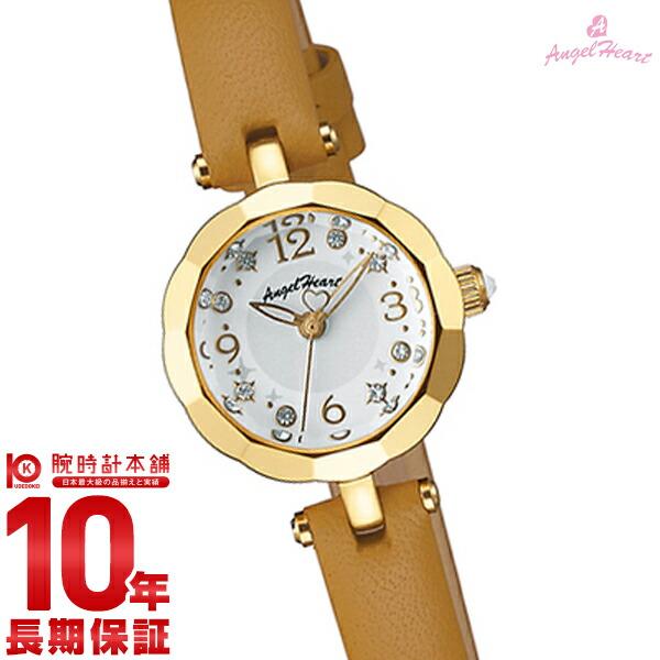 エンジェルハート 腕時計 AngelHeart Brilliant Flower ホワイト スワロフスキー BF21Y-BW [正規品] レディース 時計