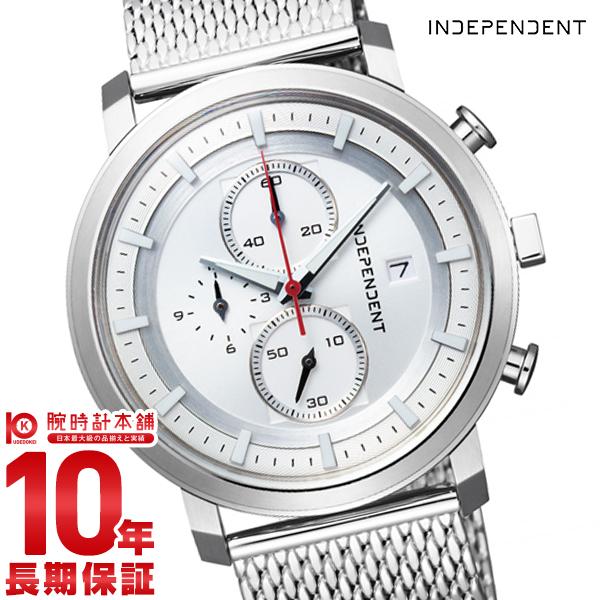 【10日は店内ポイント最大47倍!】【最大2000円OFFクーポン!16日1:59まで】インディペンデント INDEPENDENT Innovative Line クロノグラフ BA5-813-11 [正規品] メンズ 腕時計 時計
