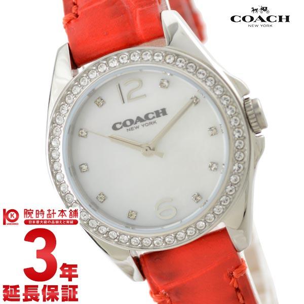 【最安値挑戦中】【新作】コーチ 腕時計 COACH トリステン 14502100 [海外輸入品] レディース 腕時計 時計