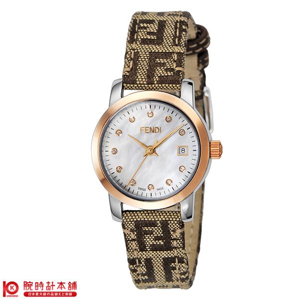 【ショッピングローン24回金利0%】【新作】フェンディ FENDI ラウンドクラシコ F218242DF [海外輸入品] レディース 腕時計 時計