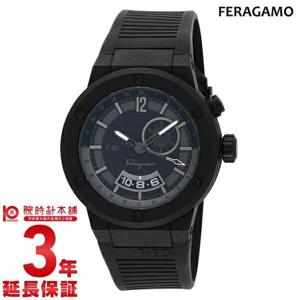 【ショッピングローン24回金利0%】【新作】サルヴァトーレフェラガモ SalvatoreFerragamo F-80 F55LGQ6877S113 [海外輸入品] メンズ 腕時計 時計