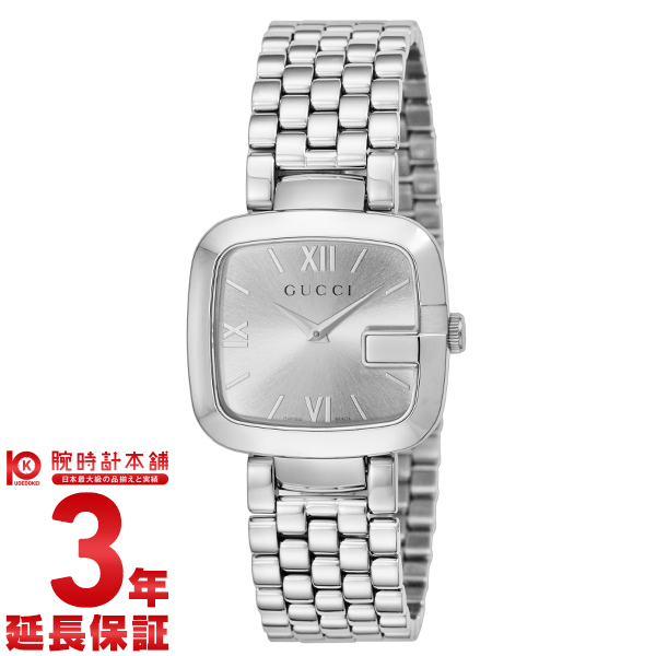 【新作】グッチ GUCCI Gグッチ YA125411 [海外輸入品] レディース 腕時計 時計