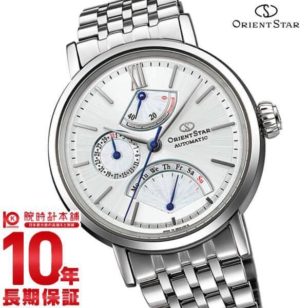 オリエントスター ORIENT 機械式 ORIENTSTAR レトログラード WZ0101DE [正規品] メンズ 腕時計 時計【36回金利0%】
