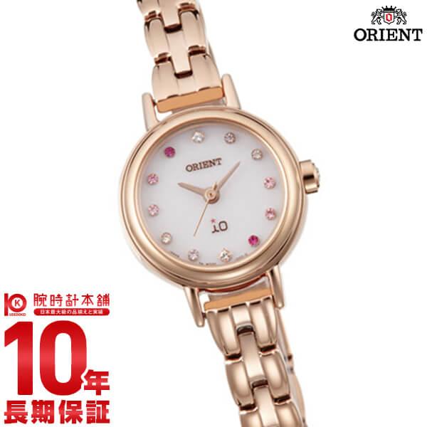 オリエント ORIENT イオ Flower WI0411WD [正規品] レディース 腕時計 時計