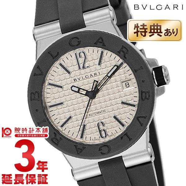 【ショッピングローン24回金利0%】【新作】ブルガリ ディアゴノ BVLGARI ディアゴノ DG35C6SVD [海外輸入品] メンズ 腕時計 時計