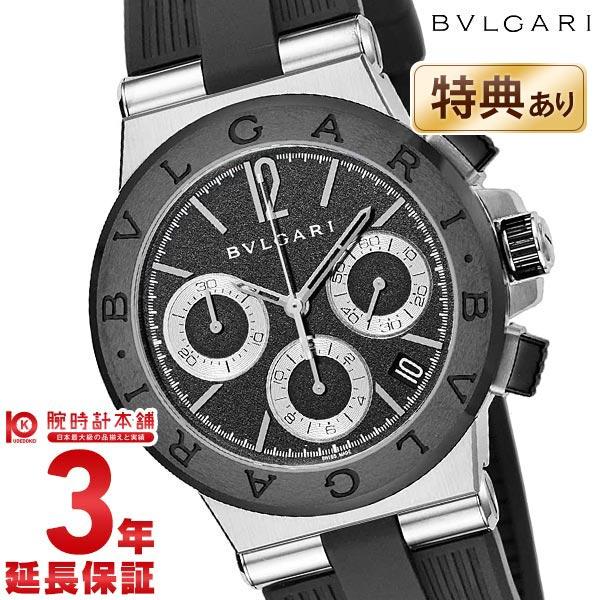 【ショッピングローン24回金利0%】【新作】ブルガリ ディアゴノ BVLGARI ディアゴノ DG37BSCVDCH [海外輸入品] メンズ 腕時計 時計