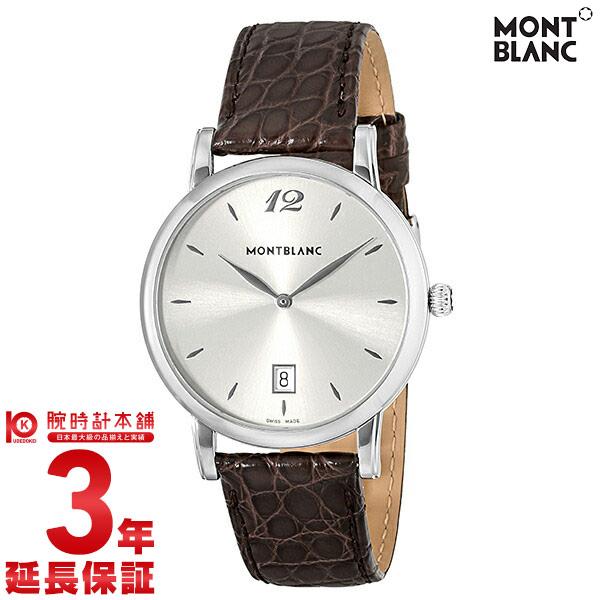 【ショッピングローン24回金利0%】【新作】モンブラン MONTBLANC スタークラシック 108770 [海外輸入品] メンズ 腕時計 時計