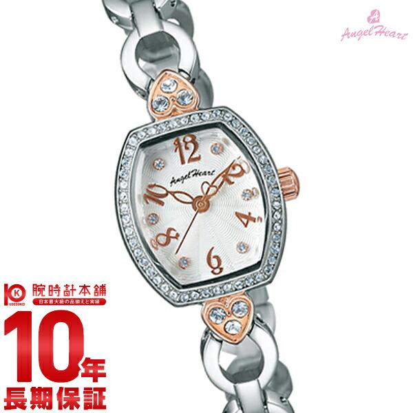 エンジェルハート 腕時計 AngelHeart StarLight ホワイト スワロフスキー SL18RSS [正規品] レディース 時計