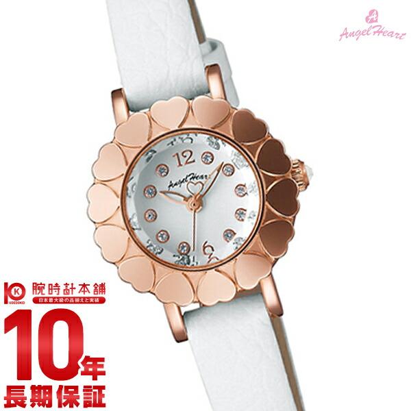 エンジェルハート 腕時計 AngelHeart My Angel ホワイト スワロフスキー MA23P-WH [正規品] レディース 時計