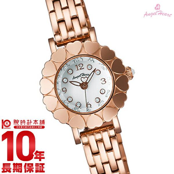 エンジェルハート 腕時計 AngelHeart My Angel ホワイトパール スワロフスキー MA23PW [正規品] レディース 時計