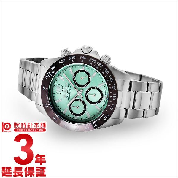 BRONICA ブロニカ クオーツ クロノグラフ メンズ 腕時計 スタンダードデザイン BR-817 全7色 誕生日 入学 就職 記念日 #st134129