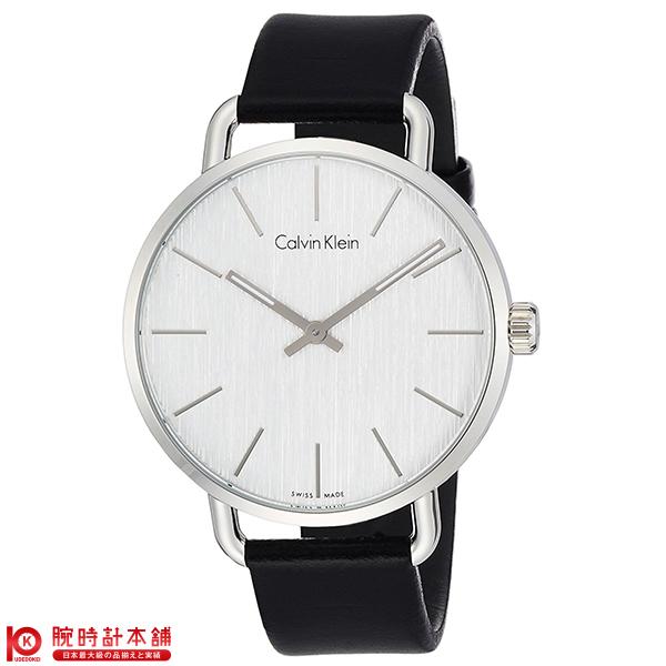 最大1200円割引クーポン対象店 【新作】カルバンクライン CALVINKLEIN イーブン K7B211C6 [海外輸入品] メンズ 腕時計 時計