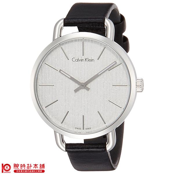 【最安値挑戦中】【新作】カルバンクライン 腕時計 CALVINKLEIN イーブン K7B231C6 [海外輸入品] レディース 腕時計 時計