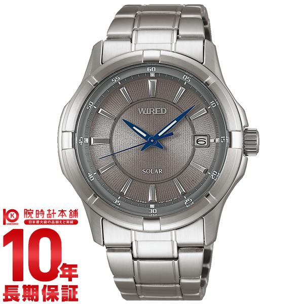 セイコー ワイアード WIRED 10気圧防水 ソーラー AGAD086 [正規品] メンズ 腕時計 時計