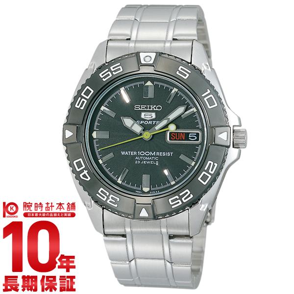 セイコー 逆輸入モデル SEIKO 10気圧防水 機械式(自動巻き) SNZB23JC(SNZB23J1) [正規品] メンズ 腕時計 時計【あす楽】