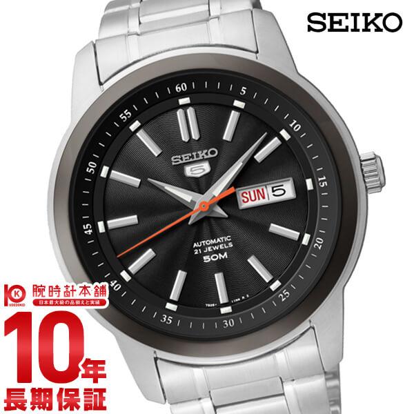 セイコー 逆輸入モデル SEIKO 機械式(自動巻き) SNKM89KC(SNKM89K1) [正規品] メンズ 腕時計 時計【あす楽】